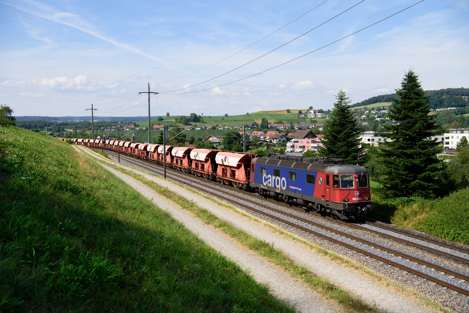 "SBB Re 620 023-2 ""Rupperswil"""