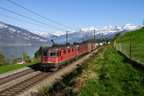 "SBB Re 420 338-6 (Re 4/4 II 11338), Re 620 070-3 (Re 6/6 11670) ""Affoltern am Albis"""