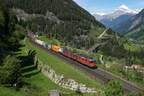 "SBB Re 420 328-7 (Re 4/4 II 11328), Re 620 081-0 (Re 6/6 11681) ""Immensee"""