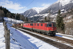 "SBB Re 420 337-8 (Re 4/4 II 11337), Re 620 029-9 (Re 6/6 11629) ""Interlaken"""