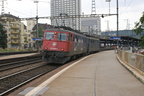 "SBB Ae 610 496-2 ""Stadt Wil"", Ae 6/6 11488 ""Mendrisio"""