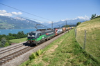 "SBB Re 193 256, Re 193 466-0 ""Bellinzona"""